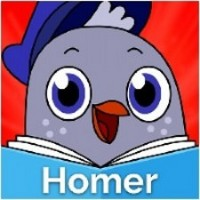 5 Students - Homer Learn to Read Program Subscription