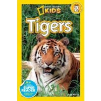Tigers (National Geographic Readers, Level 2)