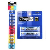 Lip Balm: Assorted Flavors (*Carton of 36 Packs of 2, 72 Total)