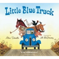 Little Blue Truck (*Carton of 24 Board Books)