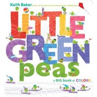 Little Green Peas (Board Book)
