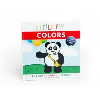 Little Pim: Colors (Multilingual, English/Spanish/French) (Board Book)