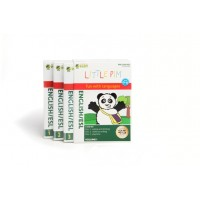 Little Pim English DVD 3-Pack (Vol. I)