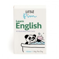 Little Pim English Word & Phrase Flash Cards (Vol. I)