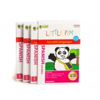 Little Pim Spanish DVD 3-Pack (Vol. I)