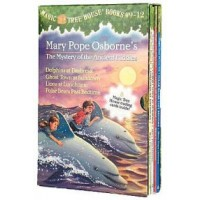 Magic Tree House Boxed Set, Books 9-12