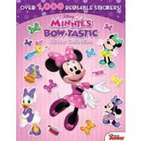 Minnie's Bow-tastic Sticker Collection