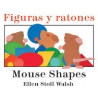 Mouse Shapes / Figuras y ratones (Bilingual Board Book, English/Spanish