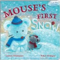 Mouse's First Snow (Board Book)