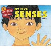 My Five Senses (Let's Read and Find Out Science, Level 1)