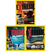 National Geographic Extreme Science Collection (15 Paperbacks)