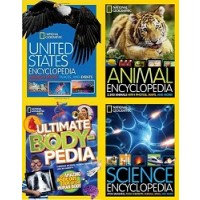 National Geographic Ultimate Reference Collection (8 Hardcovers)