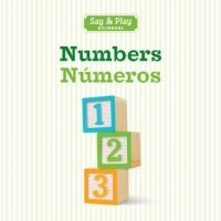 Numbers / Números (Bilingual Board Book, English/Spanish)