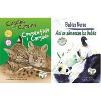 The Nurtured and Nuzzled Bilingual Collection (Bilingual, English/Spanish) (10 Paperbacks)