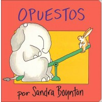 Opuestos (Opposites, Spanish Edition) (Board Book)
