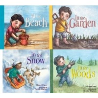 Outdoor Adventures Board Book Collection (80 Board Books)