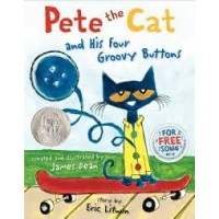 Pete the Cat: and His Four Groovy Buttons