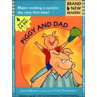 Piggy and Dad (Brand New Readers)