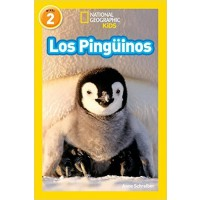 Los Pingüinos (Penguins, Spanish Edition) (National Geographic Readers, Level 2)