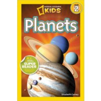 Planets (National Geographic Readers, Level 2)