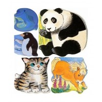 Pocket Pals: Animal Board Books Collection (80 Board Books)