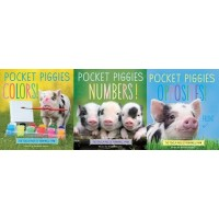 Pocket Piggies Board Book Collection (30 Board Books)