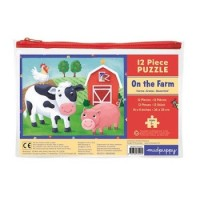 Pouch Puzzles: On the Farm