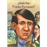 Quien fue Pablo Picasso (Who was Pablo Picasso, Spanish Edition)