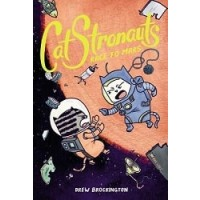 CatStronauts #2: Race to Mars