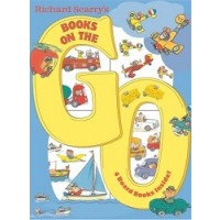 Richard Scarry's Books on the Go Collection (48 Board Books)
