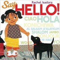 Say Hello! (Board Book)