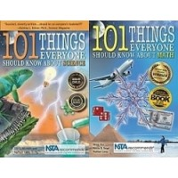 101 Things about Science and Math Collection (10 Paperbacks)