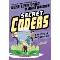 Secret Coders #3: Secrets & Sequences