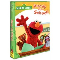 Sesame Street - Ready for School! (DVD)