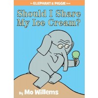 Elephant and Piggie: Should I Share My Ice Cream?