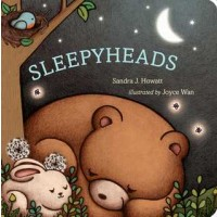Sleepyheads (Board Book)