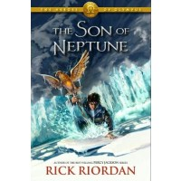The Heroes of Olympus #2: The Son of Neptune (Hardcover)