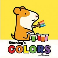 Stanley's Colors (Board Book)