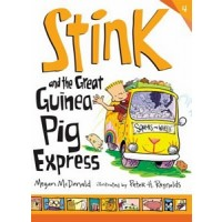 Stink #4: Stink and the Great Guinea Pig Express