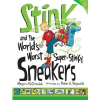 Stink #3: Stink and the World's Worst Super-Stinky Sneakers