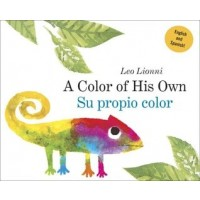 A Color of His Own (Bilingual, English/Spanish)