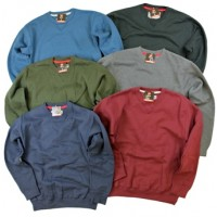 Sweatshirt: Boys, Fleece, Assorted Colors & Sizes (*Carton of 24 Shirts)