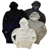 Sweatshirt: Boys, Hoodie,  Fleece, Assorted Colors & Sizes (*Carton of 24 Hoodies)