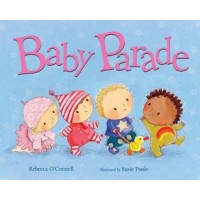 Baby Parade (Board Book)