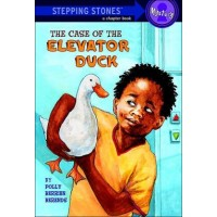 The Case of the Elevator Duck (Stepping Stones)