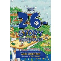The 26-Story Treehouse (eBook)