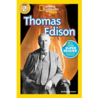 Thomas Edison (National Geographic Readers, Level 2)