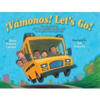 ¡Vámonos! Let's Go! (Bilingual, English/Spanish)