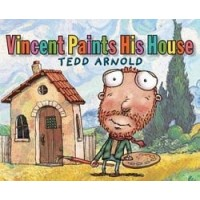 Vincent Paints His House
