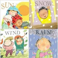 Whatever the Weather Collection (40 Board Books)